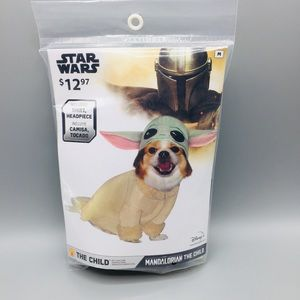 Star Wars The Child Medium Pet Outfit